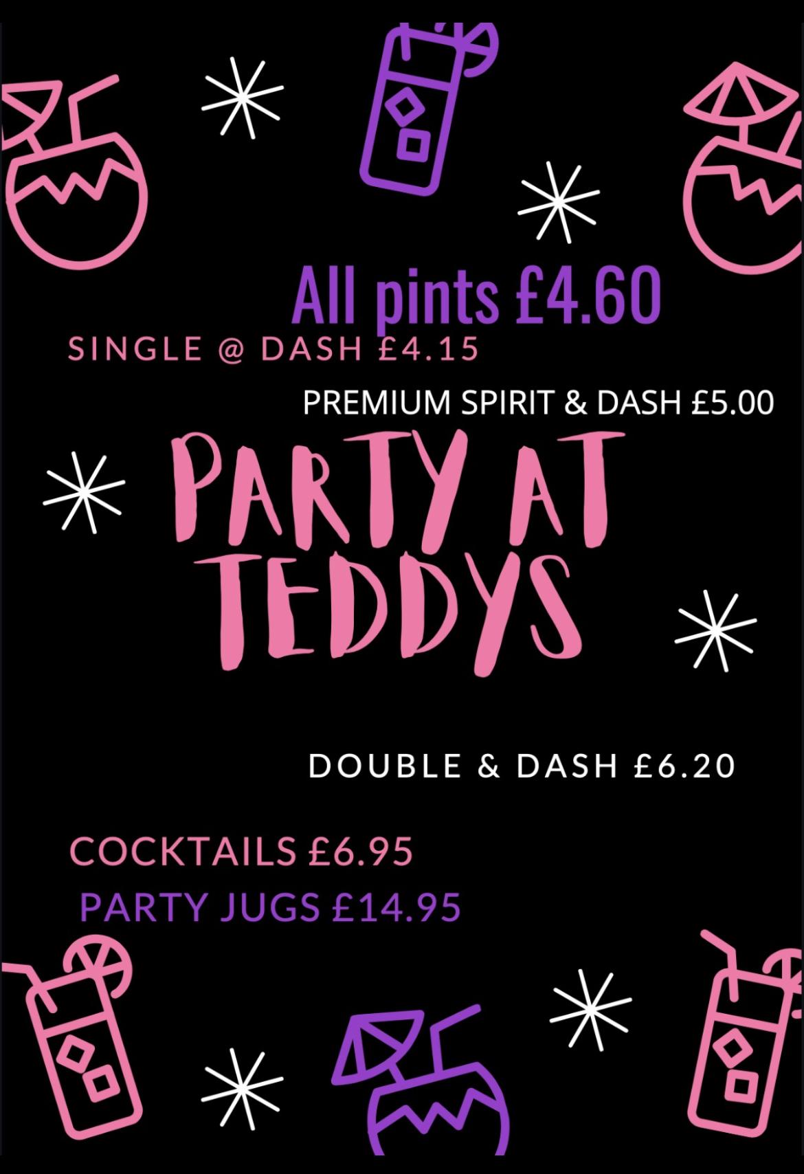 Party at Teddys Bangor